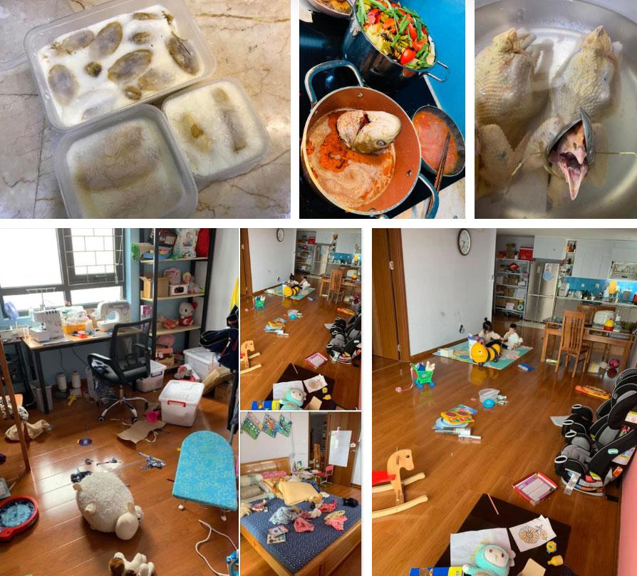 """MC Minh Hà cũng gia nhập hội ghét bếp không nghiện nhà"""" với tác phẩm lọ hoa rũ rượi trong căn hộ sang trọng khiến ai nấy không nhịn được cười-1"""