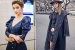 Học hỏi nghệ sĩ Hồng Vân gu thời trang giấu body thừa cân đỉnh nhất Vbiz-17
