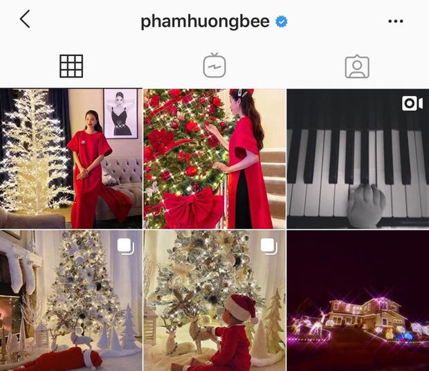 Sau loạt đồn đoán đời tư, Phạm Hương xoá sạch ảnh trên Instagram chỉ để lại 1 khoảnh khắc đặc biệt, chuyện gì đây?-3