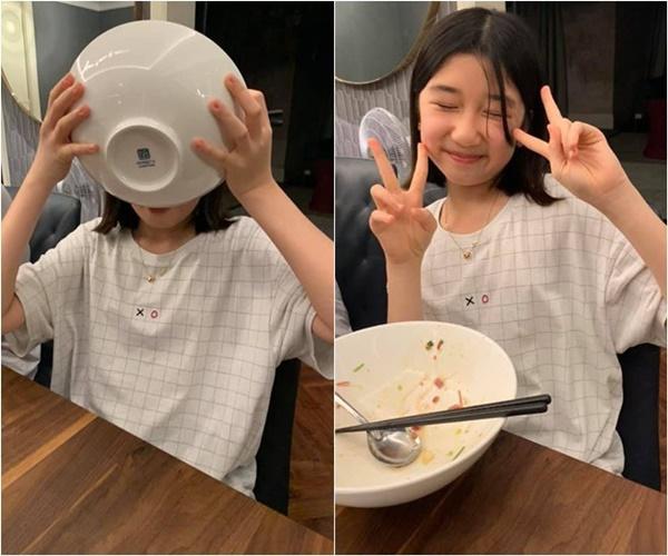Kín tiếng bao năm, Hoa hậu Nguyễn Thị Huyền giờ chăm khoe tài nấu ăn cho cả đàn con-5