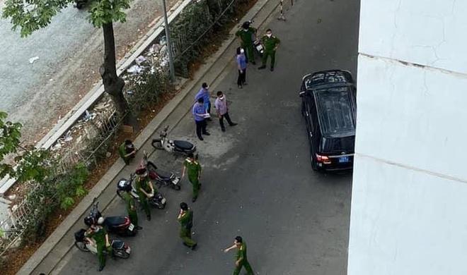 Khám nghiệm lại hiện trường vụ tiến sĩ Bùi Quang Tín tử vong-1