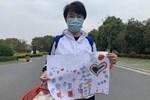 Nữ y tá xinh đẹp chia sẻ hình ảnh gương mặt biến dạng, đã đi qua địa ngục sau 65 tiếng làm việc và lời khẩn cầu dành cho tất cả mọi người-3