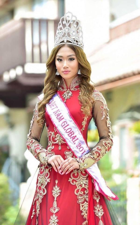 Hoa hậu Việt Nam Toàn cầu 2017 Jacqueline Đặng qua đời ở tuổi 22-1