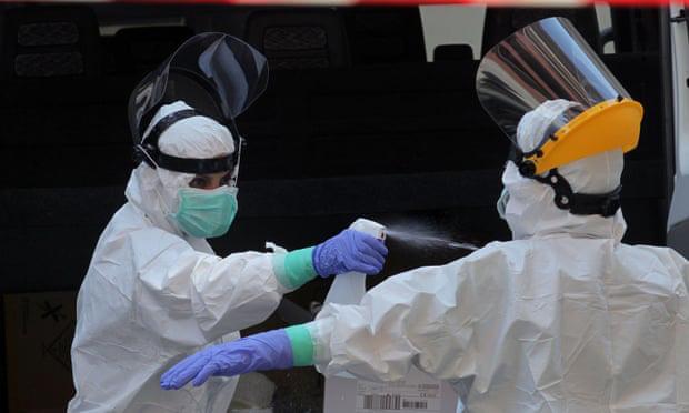 Cột mốc tang thương: Hơn 100.000 người tử vong vì nhiễm Covid-19 trên toàn thế giới-1