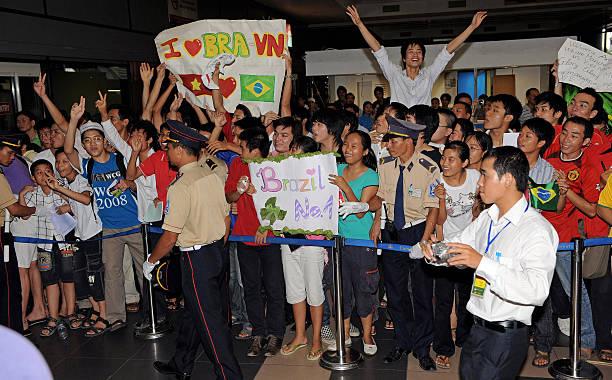 Dàn sao Brazil xịn nhất lịch sử từng đến Việt Nam du đấu: Người vào tù ra tội, nhiều danh thủ mãi chỉ là tài năng trẻ-6