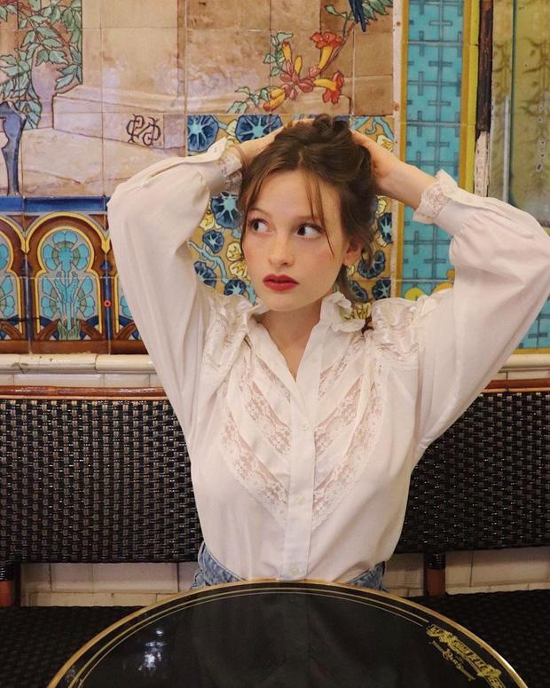 Phụ nữ Pháp có 3 cách buộc tóc để diện mạo luôn tươi mới và toát lên vẻ tao nhã, sang trọng-11