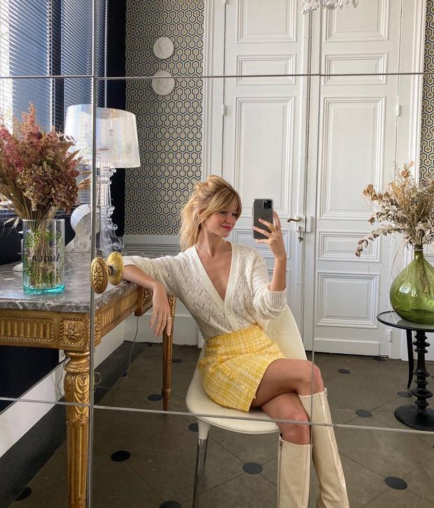 Phụ nữ Pháp có 3 cách buộc tóc để diện mạo luôn tươi mới và toát lên vẻ tao nhã, sang trọng-4