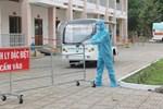Nâng phòng ngừa dịch COVID-19 lên cấp độ mới: Người đến viện khám đều coi là F1-2