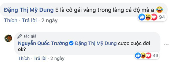 Giữa tin đồn hẹn hò Cao Thái Hà, Quốc Trường vẫn thản nhiên thả thính cực ngọt với Midu-2