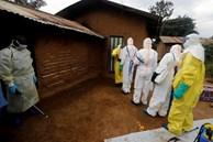 Ca nhiễm Ebola tái xuất hiện vài ngày trước khi WHO công bố hết dịch