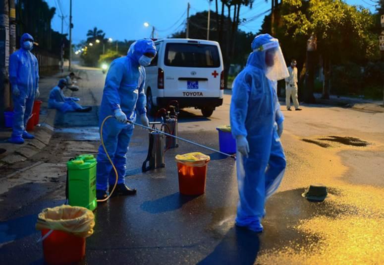 Bộ Y tế phát thông báo khẩn 13, tìm người từng đến chợ hoa Mê Linh-1