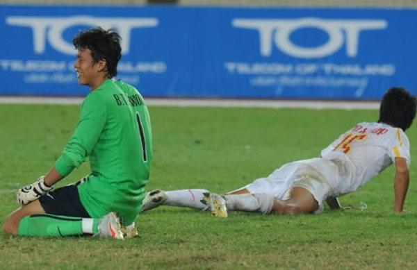 TOP 5 thủ môn cao nhất từng khoác áo ĐTVN: Đặng Văn Lâm đứng cuối bảng-2