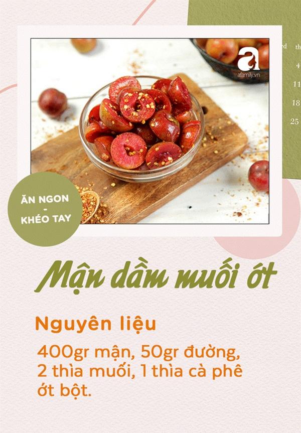Học ngay cách làm 5 món hoa quả dầm chỉ nghe tên thôi đã chảy nước miếng-1