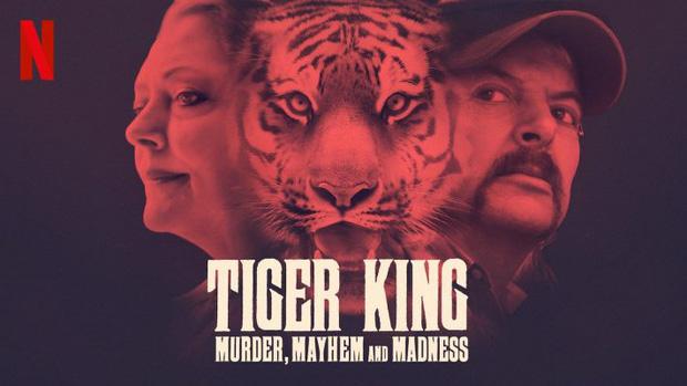 Review Tiger King: Món lạ lọt thỏm giữa rừng phim Hàn - Mỹ chiếm lĩnh top trending, series tài liệu lắm twist rùng mình-4