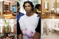 Cuộc sống xa hoa của Ronaldinho sau khi rời nhà tù