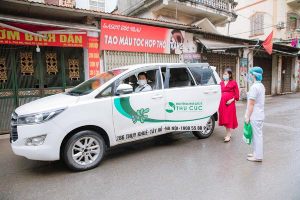 Thu Cúc khám chữa bệnh online miễn phí, hỗ trợ chi phí sinh con và xe đưa đón-2