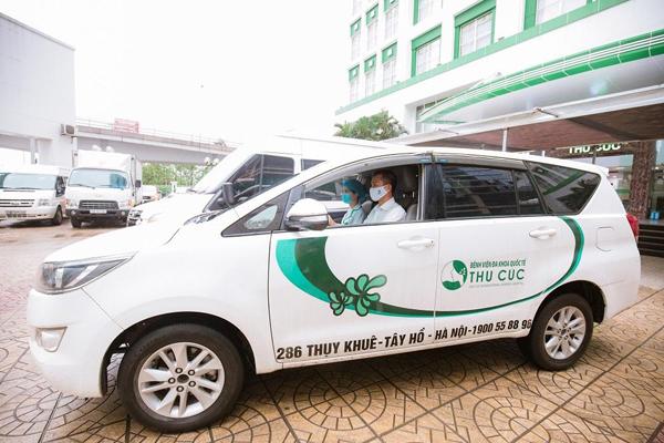 Thu Cúc khám chữa bệnh online miễn phí, hỗ trợ chi phí sinh con và xe đưa đón-3