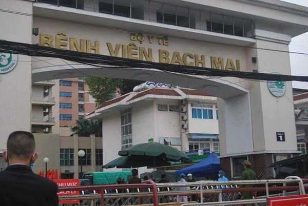 Giám đốc công ty Trường Sinh nói về việc bị BV Bạch Mai chấm dứt hợp đồng-1