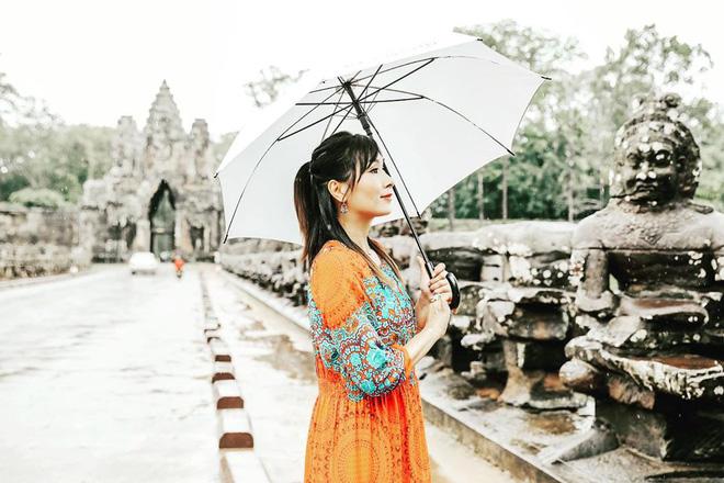 Hoa hậu châu Á đẹp nhất lịch sử: Bẽ bàng vì lộ ảnh nóng, bị đánh ghen, U50 sống cô độc-8
