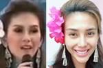Xót xa nụ cười lạc quan cùng hình ảnh sắc vóc đỉnh cao của Hoa hậu Colombia bị cưa chân trái vì biến chứng phẫu thuật-14