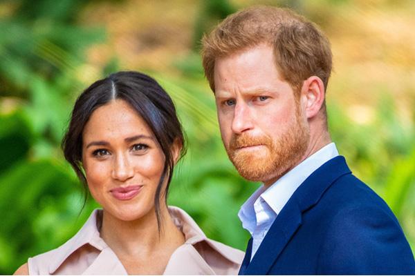 Meghan và Harry được cho là nổ ra chiến tranh, mâu thuẫn với nhau về cuộc phỏng vấn trị giá 29 tỷ đồng dội bom vào hoàng gia Anh-1