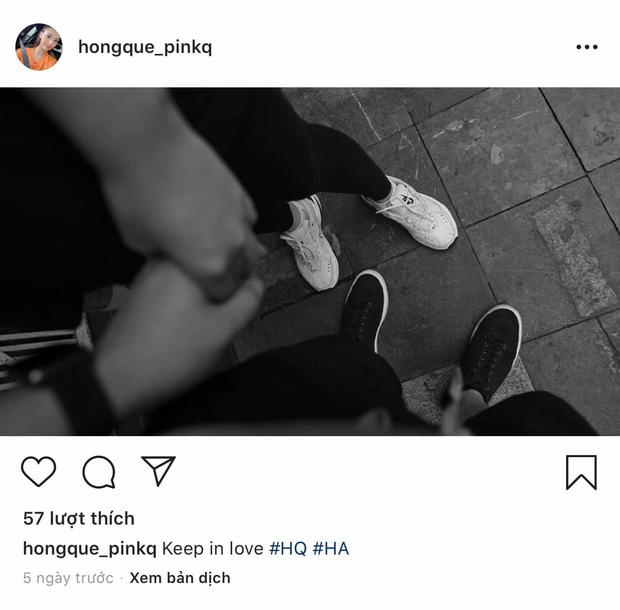 Dậy sóng nghi vấn Huỳnh Anh hẹn hò single mom Hồng Quế, lộ cả ảnh nắm tay và loạt tình tiết mà chẳng mấy ai để ý!-1