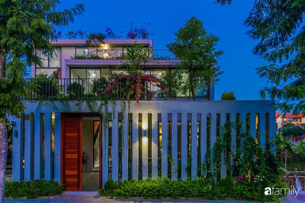 Ngôi nhà 3 tầng lấy cảm hứng từ ruộng bậc thang giúp từng góc nhỏ gần hơn với thiên nhiên ở Ninh Bình-2