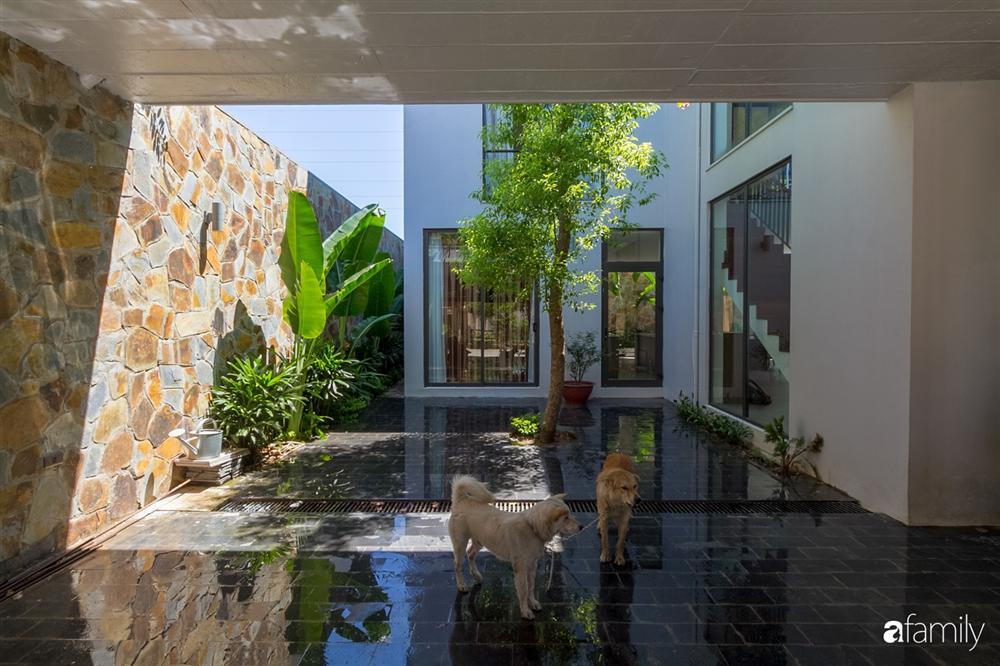 Ngôi nhà 3 tầng lấy cảm hứng từ ruộng bậc thang giúp từng góc nhỏ gần hơn với thiên nhiên ở Ninh Bình-9