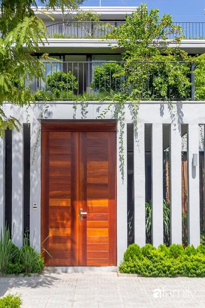 Ngôi nhà 3 tầng lấy cảm hứng từ ruộng bậc thang giúp từng góc nhỏ gần hơn với thiên nhiên ở Ninh Bình-10