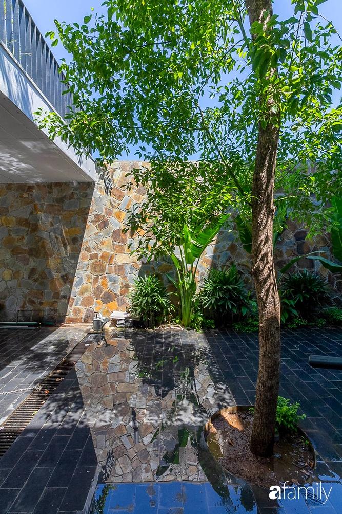 Ngôi nhà 3 tầng lấy cảm hứng từ ruộng bậc thang giúp từng góc nhỏ gần hơn với thiên nhiên ở Ninh Bình-12