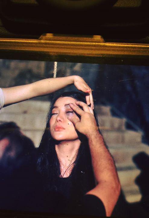 Sao Việt đau đớn do tai nạn hi hữu ở hậu trường: Trúc Anh bị xe lôi xềnh xệch, Lý Hải - Trương Ngọc Ánh đổ máu vì vai diễn-6