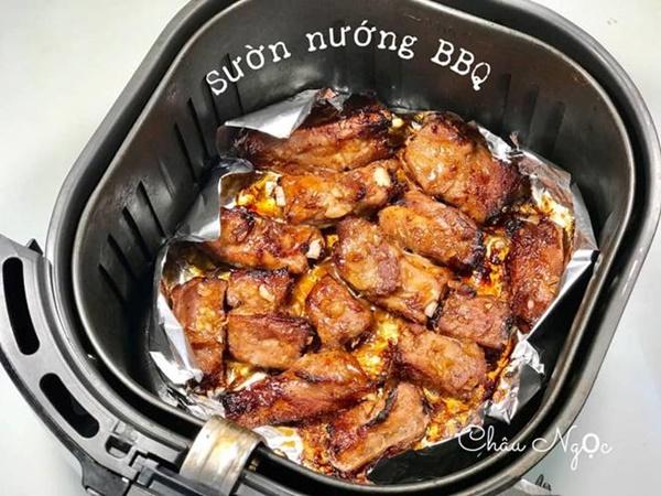 Chị em bỏ túi ngay cách làm 21 món ăn từ nồi chiên không dầu của mẹ đảm Hà Nội-7
