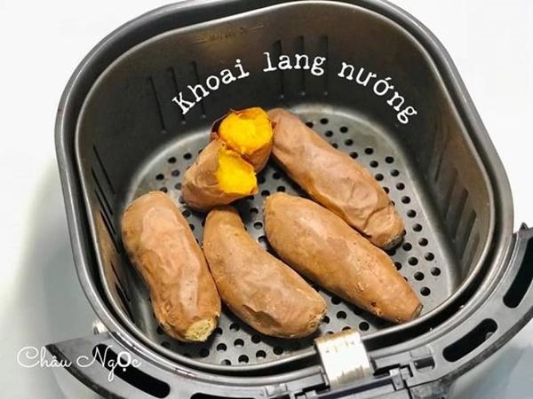 Chị em bỏ túi ngay cách làm 21 món ăn từ nồi chiên không dầu của mẹ đảm Hà Nội-8