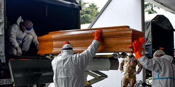 Xuất hiện ca tử vong đầu tiên trên thế giới nghi do lây nhiễm Covid-19 từ thi thể người chết-1