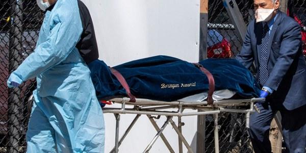Xuất hiện ca tử vong đầu tiên trên thế giới nghi do lây nhiễm Covid-19 từ thi thể người chết-2