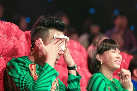 Cặp đôi khiến Trấn Thành, Việt Hương bật khóc: Chúng tôi có cái mà diễn viên khác không có-3