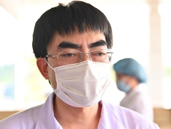 Chưa đủ căn cứ để khẳng định bệnh nhân dương tính lại là tái nhiễm-1