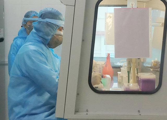 Bệnh nhân nhiễm Covid-19 tại Hà Tĩnh từ kết quả âm tính trở lại dương tính-3