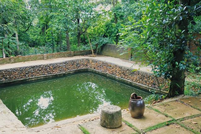 Ngôi nhà trong mơ trên đỉnh núi gần Hà Nội: Cá đầy ao, vườn đầy hoa trái-12