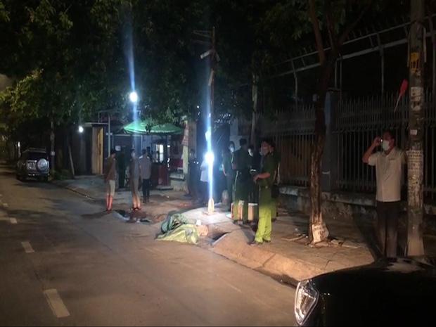 Truy tìm người đi xe máy chở bao tải chứa thi thể người ở Sài Gòn-1