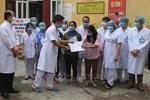 Nhân viên Công ty Trường Sinh dương tính trở lại với SARS-CoV-2 sau 3 ngày xuất viện-2