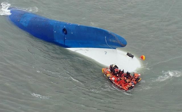 6 năm thảm kịch chìm phà Sewol: Những dòng tin nhắn cuối cùng vẫn khiến người ta rơi nước mắt, gia đình nạn nhân mong con yên nghỉ-1