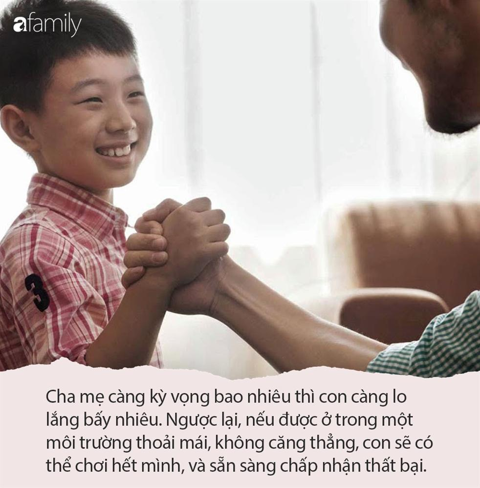 Cùng là câu nói động viên con nhưng tại sao một đứa trẻ thành công, còn một đứa trẻ thất bại: Cha mẹ đã sai ở đâu?-3