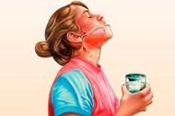Súc miệng bằng nước muối có chữa được viêm họng?