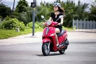 8 tật xấu của chị em khi đi xe máy