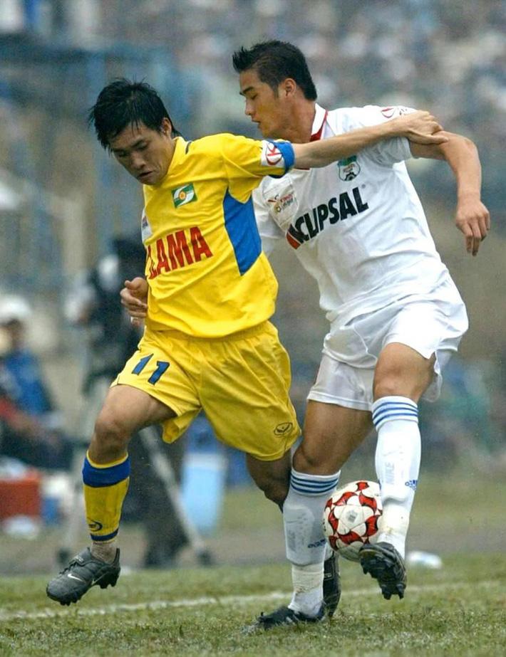Dưới bàn tay Hữu Thắng, bước chạy thần tốc giúp Công Vinh mở cánh cửa tới U23 Việt Nam-1