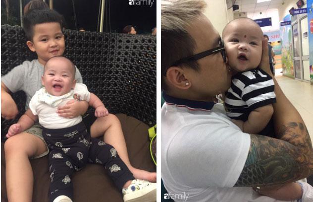 Thương vợ mang nặng đẻ đau 2 lần, ông bố trẻ Hà Nội âm thầm đi xăm vết sẹo mổ y hệt vợ để động viên bà xã-3