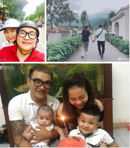 Thương vợ mang nặng đẻ đau 2 lần, ông bố trẻ Hà Nội âm thầm đi xăm vết sẹo mổ y hệt vợ để động viên bà xã-5