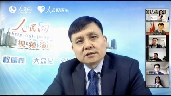 GS đầu ngành Trung Quốc: Để chống lại Covid-19, nên làm một việc rất quan trọng để tăng kháng thể-2