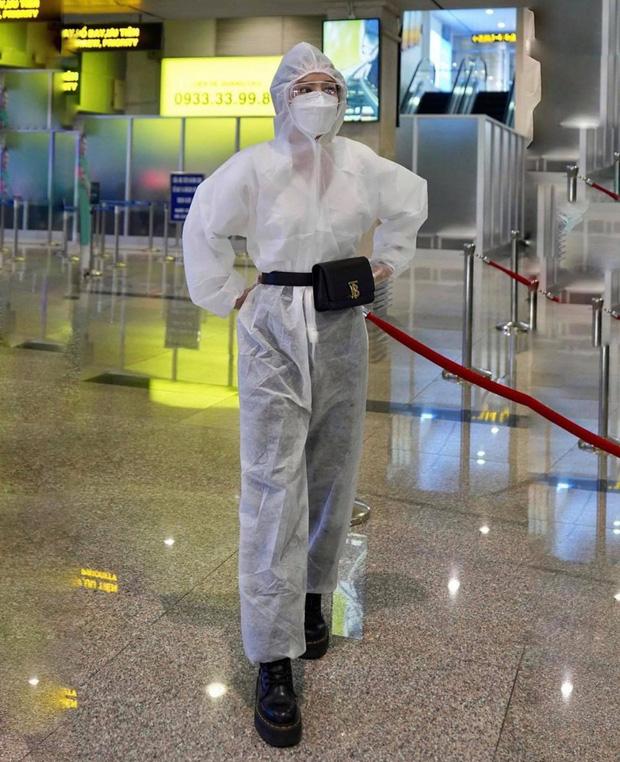 Chi Pu kể tường tận chuyến bay Hà Nội - TP.HCM thời Covid: Mất thêm gần 4 tiếng ở sân bay, phải kiểm tra và xét nghiệm đủ thứ nhưng vô cùng yên tâm!-3